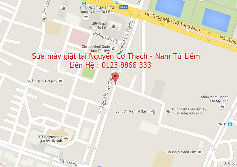 Sửa máy giặt tại Nguyễn Cơ Thạch - Nam Từ Liêm