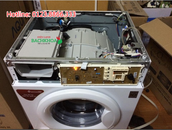Sửa máy giặt tại nhà Định Công - Thanh Xuân