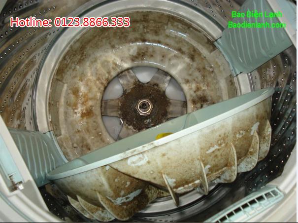 Vệ sinh máy giặt tại nhà Cự Lộc - Thanh Xuân