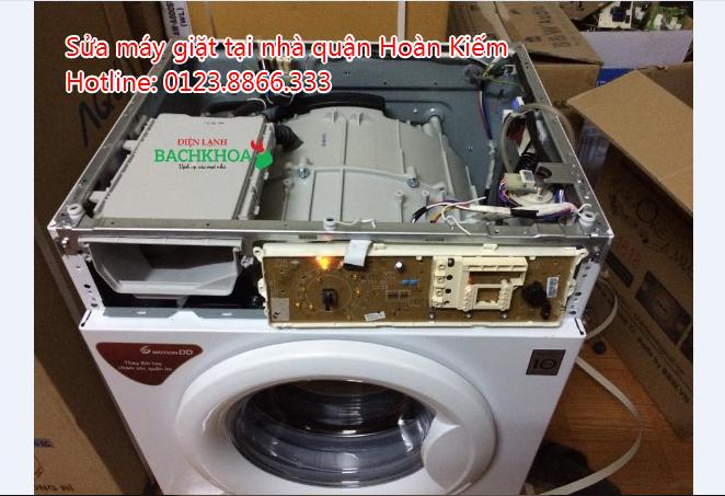 Sửa máy giặt tại nhà phường Chương Dương - quận Hoàn Kiếm